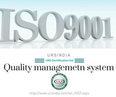ISO 9001 Certification: Features of Quality standard with ISO 9001 for com...