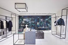 The new Chanel pop-up store in Rome, for more fashion news check out our blog: www.luxurysafes.me/blog/
