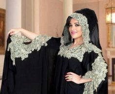 Bridal Wear Abayas