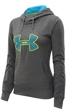 Under armour sweatshirt. :) I like the ones with the big black and white pattern too. the newer ones. Sporty Outfits, Dope Outfits, Athletic Outfits, Athletic Wear, Under Armour Outfits, Under Armour Shoes, Under Armour Women, Under Armour Backpack, Under Armour Sweatshirts