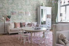 Wallpaper Panels, Bungalow, Bathing, Kids Room, Household, Villa, Dining Table, Interior Design, Furniture