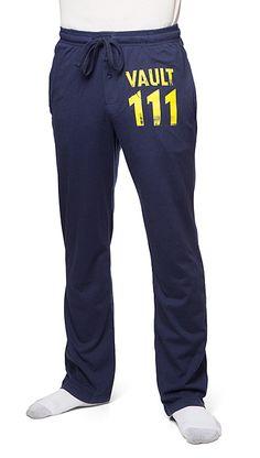 Fallout 4 Vault 111 Lounge Pants