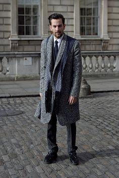 Paris Men's Street Style