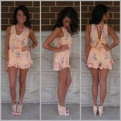 Adorable romper!