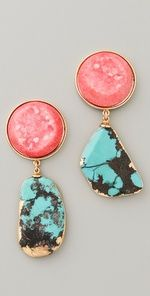 Adelaide earrings by Dara Ettinger