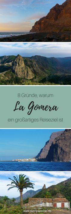 8 Gründe, warum die kanarische Insel La Gomera ein gro�artiges Reiseziel ist