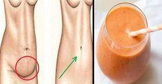 Ce smoothie aplatit le ventre, nettoie le colon et enlève complètement la graisse de votre corps comme si par magie !
