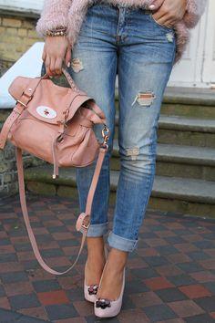 Schicke Tasche