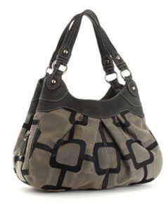 #Nine West Vegas Signs Four Poster Shopper #Women Handbags