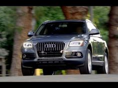 "Check out the @Audi Q5 TV Commercial - ""Be Yourself"""