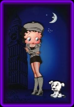 Betty Boop :: Betty Boop image by kpilkerton - Photobucket