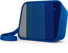 Philips BT110A Mavi Bluetooth Taşınabilir Hoparlör(H12.BT110A)