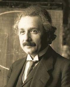 Albert Einstein - Famous Vegetarians – More at http://www.GlobeTransformer.org