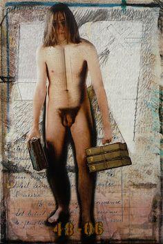 The Keeper of Forbidden Books - Le Gardien des livres interdits The Book-Carrier - Le Magasinier  Peter Greenaway, 100 allegories pour représenter le monde to represent the world Adam Biro, 1998