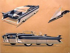 Richard Arbib's Starfire design (1953)