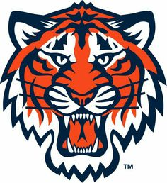 14 Sheet Tiger Team Mascot Edible Image CakeCupcake Topper * See this great product. (This is an affiliate link) Espn Baseball, Detroit Tigers Baseball, Baseball League, Baseball Hat, Funny Baseball, Clemson Football, Baseball Birthday, Detroit Michigan, Pittsburgh Steelers