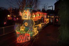 Oregon Zoo train