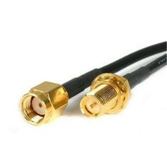 SMA Male Reverse Polarity to SMA Female Reverse Polarity Times Microwave Ultraflex Cable Antenne Fm, Increase Flexibility, Wireless Lan, Network Cable, Hardware Software, Home Network, Computer Hardware, Deep Space, Laptop Computers