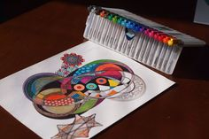 Spirograph Art Cards - All