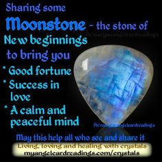 Crystals - Malachite - Moonstone - Rose Quartz - Topaz - Crystal Qualities - Images ~☆~