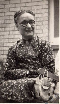 Gladys Aylward is a long-time role model of mine. Her story has taught me to be persistent in what I believe to be right. She's also taught me that with God, all things are possible.