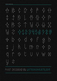FAVELA free font by Wete , via Behance