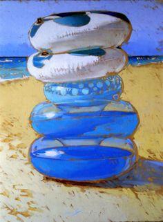 Hawaiian Art, Impressionist Paintings, Beach Art, Animal Paintings, Beautiful Artwork, Painting & Drawing, Romantic, Fine Art, Gallery