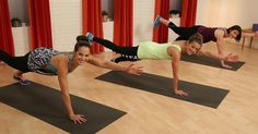 A 10-Minute Burn and Shred Workout! Love this one
