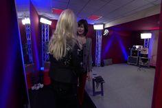 Bonnie Tyler et Delphine Chaneac dans Un air de star // Bonnie Tyler and Delphine Chaneac at the french tv show Un air de star  #bonnietyler #gaynorsullivan #gaynorhopkins #thequeenbonnietyler #therockingqueen #rockingqueen #music #rock #2013 #delphinechaneac #unairdestar #m6 #bonnietylerfrance #france #paris