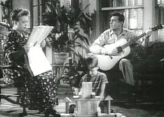 What the Andy Griffith Show is famous for--small town-charm