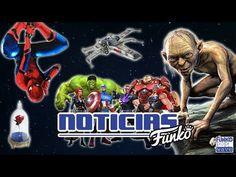 Funko Pop Wave!: Noticias Funko - NBA, Contest of Champions, El Señ...