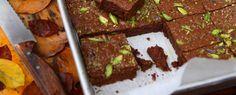 Brownies al cioccolato e pistacchi Sale&Pepe