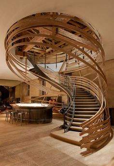 stairs....wow!!