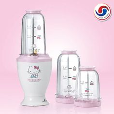 Hello Kitty Titanum speed blender mixer small kitchen Appliances NEW