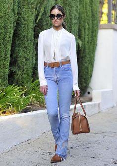 11 Looks da Olivia Culpo Por Aí - Fashionismo