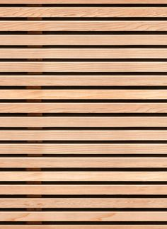 Wood slat ceiling linear lighting google search - Bardage red cedar ...