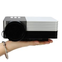#BangGood - #Eachine1 GM50 Portable LED Projector Support 1080P SD HDMI VGA AV USB Home Cinema - AdoreWe.com