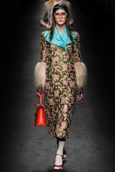 2016-17秋冬プレタポルテコレクション - グッチ(GUCCI)ランウェイ|コレクション(ファッションショー)|VOGUE JAPAN