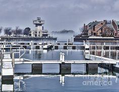 Erie Basin Marina, Buffalo New York