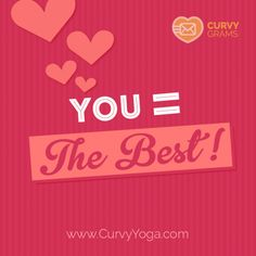 Curvy Grams for Everyday!  - Curvy Yoga