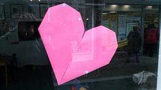 Origami love heart ♥