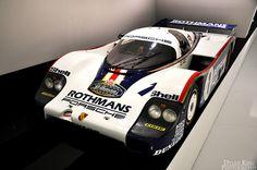 Porsche 956 .