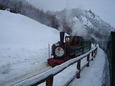 El Tren del Fin del Mundo, originalmente construido para servir a la prisión de Ushuaia y ahora operando para el turismo, es el tren más austral del mundo en funcionamiento.