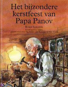 Mij favoriete kerstverhaal: Het wonderbare kerstfeest van vadertje Panov door Tolstoj