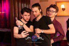 Much fun w. Cristi Iakab JR last week at R The Club - Caransebes #cristiiakabjr #tibilorincz #friends
