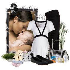 """Maternity-Everlasting Love"" by coco-cris-1 on Polyvore"
