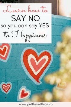 teaching no but saying yes Here are 5 tips from lysa terkeurst for saying no and getting to the best yes the two most powerful words in the english language are yes and no unfortunately, they're also the hardest to master like you, i have more opportunities and requests than time and energy.