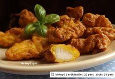 Karalábébundás csirkefalatok Paleo, Chicken, Meat, Recipes, Food, Recipies, Essen, Beach Wrap, Meals