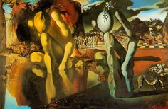 La Metamorfosis de Narciso - Salvador Dalí