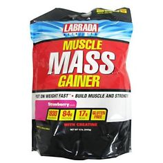 Labrada Nutrition Muscle Mass Gainer * Visit the image link for more details.